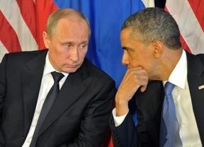 Crece la tensión en torno a Ucrania: Putin se reserva el derecho a enviar tropas y Obama le brinda una