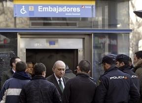 Un Círculo de Podemos vincula la muerte del policía a la 'brutal represión' de la inmigración