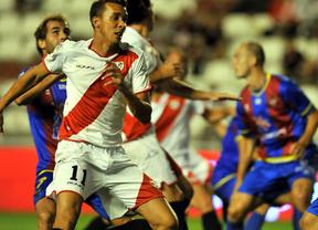 El Rayo Vallecano suma tres puntos en su visita a Levante