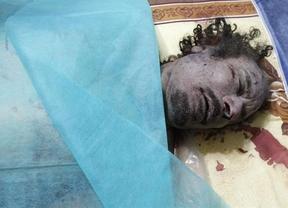 El CNT libio confirma que ya se le ha practicado la autopsia al cadáver de Gadafi