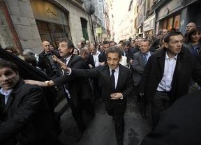 Sarkozy apuesta por el acercamiento de presos de ETA al País Vasco