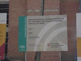 La Junta pide a los inquilinos de viviendas del parque público de EPSA que paguen el IBI