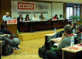 CCOO presenta públicamente sus cuentas: cerró 2012 con un beneficio superior al millón de euros