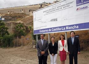 Comienzan las esperadas obras del remonte de Safont en Toledo