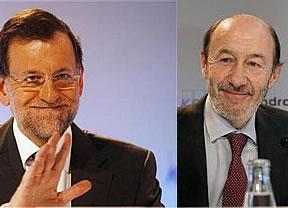 El balance entre PP y la oposición sobre los seis meses de Gobierno, torcido por el rescate y la crisis
