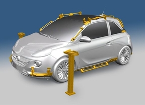 Opel utiliza 40 piezas hechas en impresoras 3D para la producción del nuevo Adam Rocks