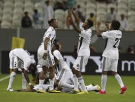 Mazembe vence al Inter brasileño y esta en la final del Mundial de Clubes