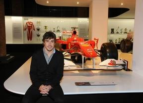 Fernando Alonso se aventura con su propio equipo ciclista