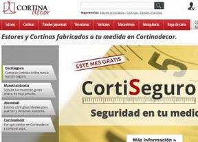 CortinaDecor: pionera de la venta online en cortinas y estores fabricados a medida