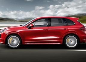 Porsche presentará el nuevo Cayenne y el Cayenne GTS en el Salón del Automóvil de los Ángeles