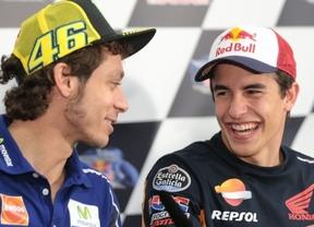 Márquez insiste en no cargar contra Rossi tras su caída en Argentina: