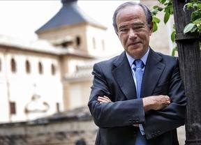 Homenaje de los guías de turismo de Toledo a Gregorio Marañón por su labor en el 'Año Greco'