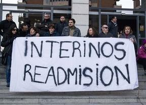 El Gobierno regional asegura que el proceso de readmisión de interinos está 'practicamente finalizado'