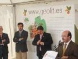 Jaén lo será gracias a Geolit, según Zarrías