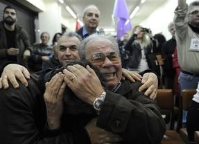 Elecciones en Grecia: Syriza roza la mayoría absoluta con el 35,9% de los votos, 7 puntos por encima de Nueva Democracia