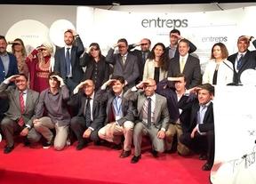 """El Consejo Internacional de Empresarios y Emprendedores entregan sus """"Entreps Awards"""""""