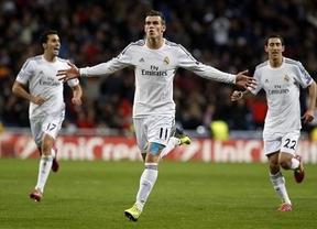 Porque el Madrid lo 'Bale': los blancos cierran su pase a octavos a lo grande (4-1)