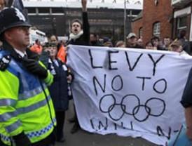 Tottenham y West Ham podrían ser rechazados para estadio Olímpico