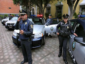 Disminuye 21.4% delincuencia en Miguel Hidalgo