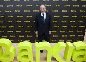 Bankia hace caja y gana 8 millones al vender el 4% de BME