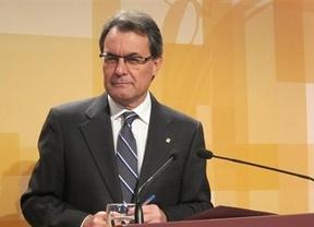 Mas buscará una respuesta 'unitaria' a la negativa de Rajoy