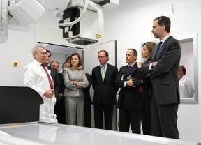 El Rey aboga en Toledo por concienciar en la prevención de las lesiones medulares