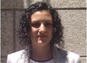 Almudena González, una de los socios fundadores de METANOGENIA, una Spin Off de la Universidad de Extremadura