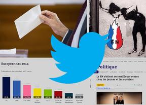 Podemos y el Frente Nacional de Le Pen también arrasan en Twitter