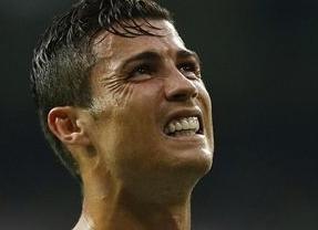 Cristiano Ronaldo vuelve a dar la nota