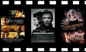 'La chispa de la vida' y 'Millennium' se enfrentan en los cines
