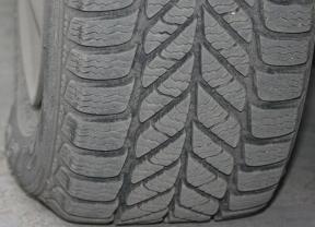 Goodyear avisa de que la presión de los neumáticos baja con menores temperaturas