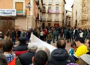 'La Otra Guadalajara' recurrirá las multas por manifestarse en una visita de Cospedal a Molina de Aragón