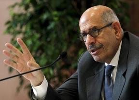 El ex nobel de la Paz, Mohamed el Baradei, se ofrece a 'salvar' Egipto y formar un gobierno
