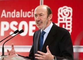 Rubalcaba alerta a los españoles: si Rajoy no cambia su política 'esto no va a tirar'