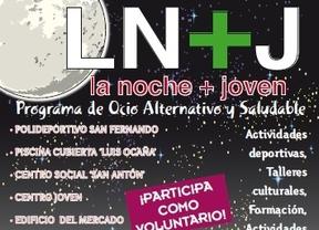 Cuenca celebrará una segunda edición de 'La Noche +Joven'