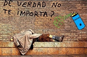 Ana Botella quiere 'marcar' a los mendigos