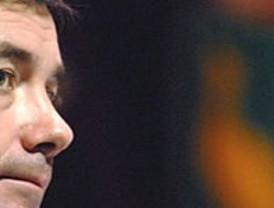 El primer encuentro de Evo con Piñera fue en la cancha de fútbol