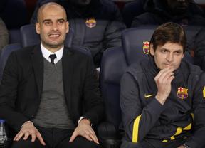 Guardiola y Vilanova, enemigos para siempre: Tito carga contra Pepe y da la razón a Rosell