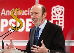 Ahora, el patrimonio de Rubalcaba, observado con lupa: todos los datos del líder del PSOE