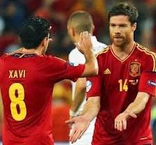 Xavi se une a Xabi: se caen por lesión de la lista de Del Bosque para el amistoso ante Uruguay