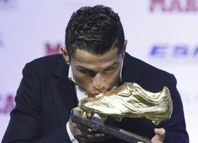 Cristiano Ronaldo jura amor eterno a 'su' Real Madrid, donde le quedan