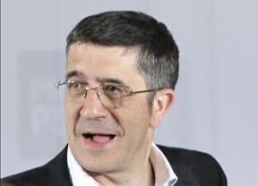 Patxi López considera que los recortes de Rajoy se cargan el modelo social