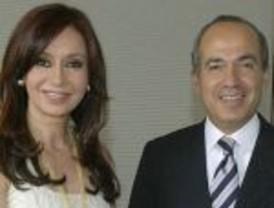 El Gobierno colombiano no garantiza la seguridad de Kirchner y otros garantes internacionales