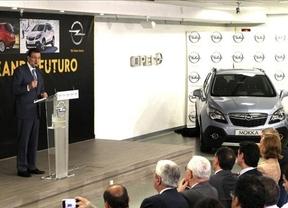 Rajoy irritó a la prensa en Figueruelas