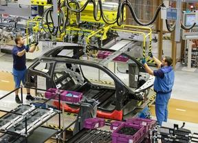 Las plantas de producción de vehículos en España contrataron a 6.000 personas en el primer trimestre