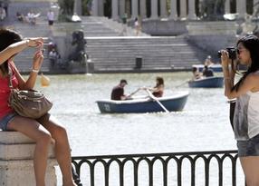 La llegada de turistas a España marca la segunda mejor cifra de la historia