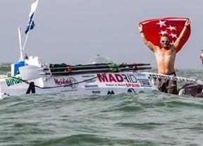 Hazaña del remero Antonio de la Rosa: gana la travesía marítima más dura del mundo