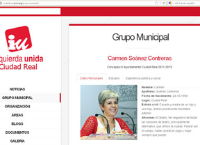 IU Ciudad Real cambia de sede y de web para 'estar a la altura de un partido que quiere gobernar'