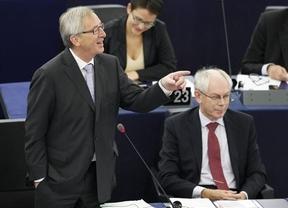 El presidente del Eurogrupo recuerda que la deuda alemana es mucho mayor que la española