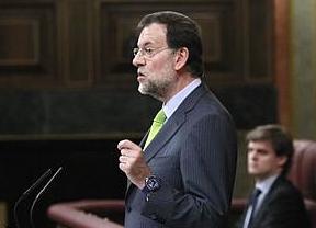 Rajoy y Rubalcaba escenifican en el Congreso la ruptura política con dos modelos antagónicos